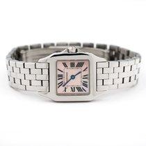 Cartier Santos Demoiselle Steel 20mm Pink Roman numerals United States of America, Florida, Aventura