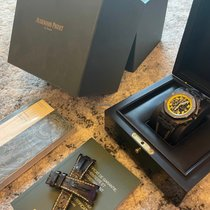 Audemars Piguet Royal Oak Offshore Chronograph 26176FO.OO.D101CR.02 Very good Carbon 42mm Automatic Malaysia, kuala lumpur