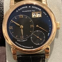 A. Lange & Söhne Lange 1 Rose gold 38.5mm Black United States of America, Florida, Miami