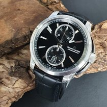 Maurice Lacroix Pontos Chronographe new 2021 Automatic Chronograph Watch with original box and original papers PT6178-SS001-330-1