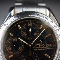 Omega Speedmaster Date Steel Black Australia