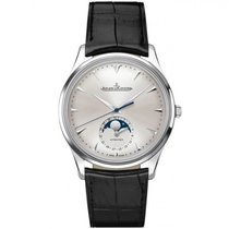 Jaeger-LeCoultre Master Ultra Thin Moon Steel 39mm Silver United States of America, California, Newport Beach