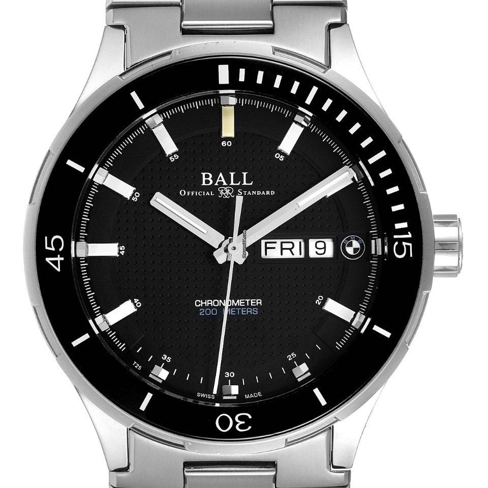 Ball DM3010B-SCJ-BE pre-owned