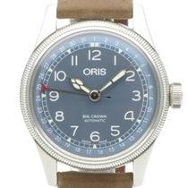 Oris 01 754 7741 4065-07 5 20 63 Steel Big Crown Pointer Date 40mm pre-owned