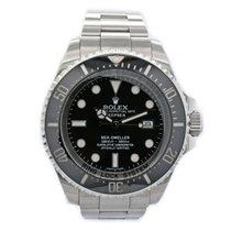 Rolex Sea-Dweller Deepsea neu 2015 Automatik Uhr mit Original-Box und Original-Papieren 116660