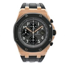 Audemars Piguet Royal Oak Offshore Chronograph Roségold 42mm Grau
