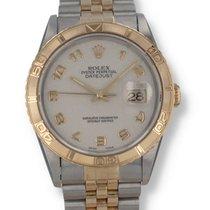 Rolex Datejust Turn-O-Graph Steel 36mm Champagne Arabic numerals United States of America, New Hampshire, Nashua