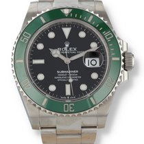 Rolex Submariner Date Steel 41mm Black United States of America, New Hampshire, Nashua