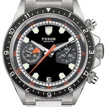 Tudor Heritage Chrono Steel 42mm Grey United States of America, California, Moorpark