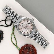 Rolex Lady-Datejust 79174 Πολύ καλό Χρυσός / Ατσάλι 26mm Αυτόματη
