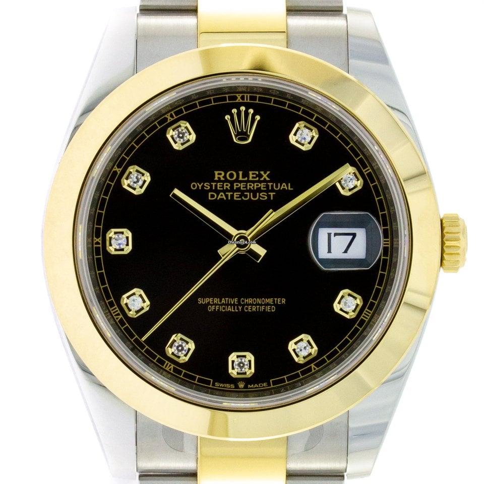 Rolex Datejust 126303 2021 новые