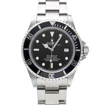 Rolex Sea-Dweller 4000 Сталь 40mm Черный