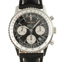 Breitling Steel 41.5mm Automatic A23322 pre-owned