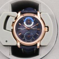 Frederique Constant Manufacture Gold/Stahl 42mm Blau Keine Ziffern Deutschland, Pforzheim