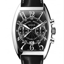 Franck Muller Casablanca 8885 C CC DT Very good Steel 55mm Automatic