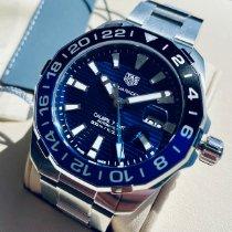 TAG Heuer Aquaracer 300M novo 2020 Automático Relógio com caixa e documentos originais WAY201T.BA0927