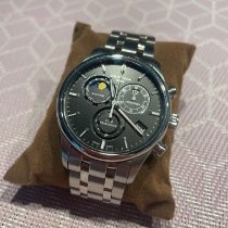 Certina DS-8 Steel 42mm Black