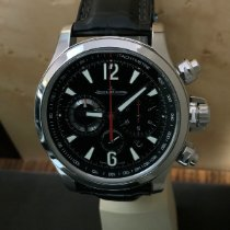 Jaeger-LeCoultre Master Compressor Chronograph 2 Steel 41,5mm Black Arabic numerals