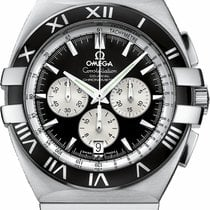 Omega Constellation Double Eagle Steel 41mm Black No numerals The Philippines, Manila