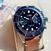 Oris Divers Sixty Five Stahl 43mm Schwarz Deutschland, Allersberg