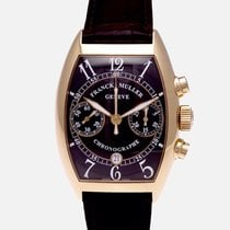 Franck Muller Casablanca 7880 Very good Rose gold 47mm Automatic
