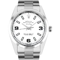 Rolex Air King Steel 34mm White Arabic numerals United Kingdom, Harrogate