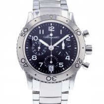 Breguet Steel 39.5mm Automatic 3820ST/H2/SW9 pre-owned United States of America, Georgia, Atlanta