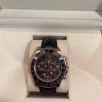 Rolex Daytona 116515ln Very good Rose gold 40mm Automatic Singapore