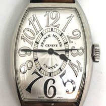 Franck Muller White gold 32mm Automatic 5850 SC pre-owned South Africa, Cape Town