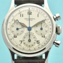 Universal Genève Compax new 1952 Manual winding Chronograph Watch only 22278
