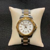 Longines HydroConquest new Quartz Watch with original box and original papers L3.647.4