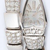 Bulgari Serpenti 101787 SPW26WGD1GD1.1T Mai indossato Oro bianco 26mm Quarzo Italia, FORTE DEI MARMI ( LU )