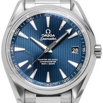 Omega Seamaster Aqua Terra Acciaio 41.5mm