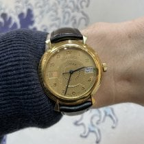 Andersen Genève Yellow gold 40mm Automatic pre-owned
