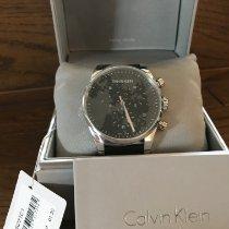 ck Calvin Klein Steel 42mm Quartz K8S271C6 new