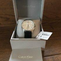 ck Calvin Klein 42mm Quartz KBQ371c6 new