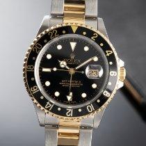 Rolex GMT-Master II Gold/Stahl 40mm Schwarz Deutschland, Chemnitz