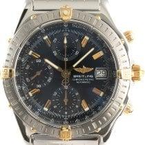 Breitling Chronomat Gold/Steel 39mm Black