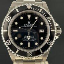 Rolex Sea-Dweller 4000 Acier 40mm Noir Sans chiffres Belgique, Antwerpen