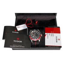 Tudor 79830RB Steel 2020 Black Bay GMT 41mm pre-owned United States of America, Florida, Fort Lauderdale