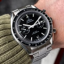 Omega Speedmaster Professional Moonwatch Сталь 44,25mm Черный Без цифр