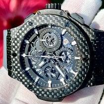 Hublot Big Bang Aero Bang Carbon 44mm Black No numerals