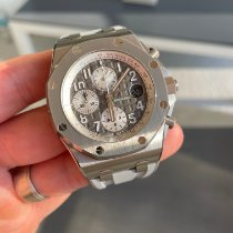 Audemars Piguet Royal Oak Offshore Chronograph Titanium 42mm Grey Arabic numerals United States of America, Florida, West Palm Beach