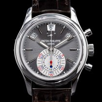 Patek Philippe Annual Calendar Chronograph Platinum 40.5mm United States of America, Massachusetts, Boston