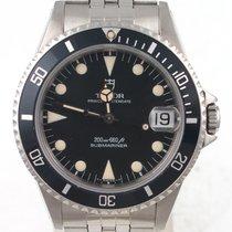 Tudor Submariner Steel 36mm Black No numerals United States of America, Florida, Largo
