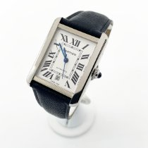 Cartier Tank Solo Steel 31mm Silver Roman numerals United States of America, Indiana, Brookville