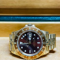 Rolex GMT-Master Yellow gold 40mm Brown No numerals United States of America, Florida, West Palm Beach