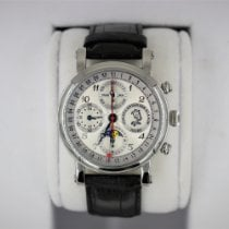 Christiaan v.d. Klaauw Steel 40.5mm Automatic pre-owned United States of America, Georgia, DULUTH