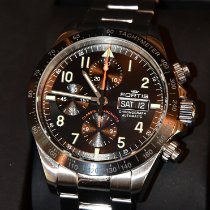 Fortis Steel 42mm Automatic 401.26.11 pre-owned United States of America, California, Granada Hills