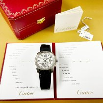Cartier Steel 42mm Automatic W7100037 pre-owned United States of America, California, Pasadena